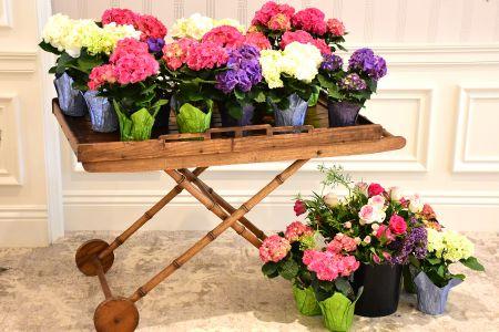 4.floral decor