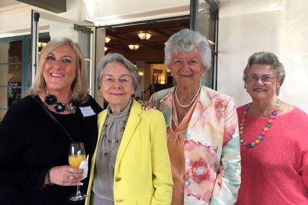 Andrea Katz,Mary Penny,Diana Kruse,Diane White