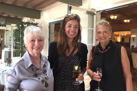 Sally Stewart,Gina Whitefoot,Kathryn Dinkin