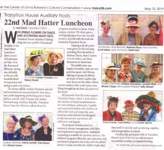 Voice article for Mad Hatter